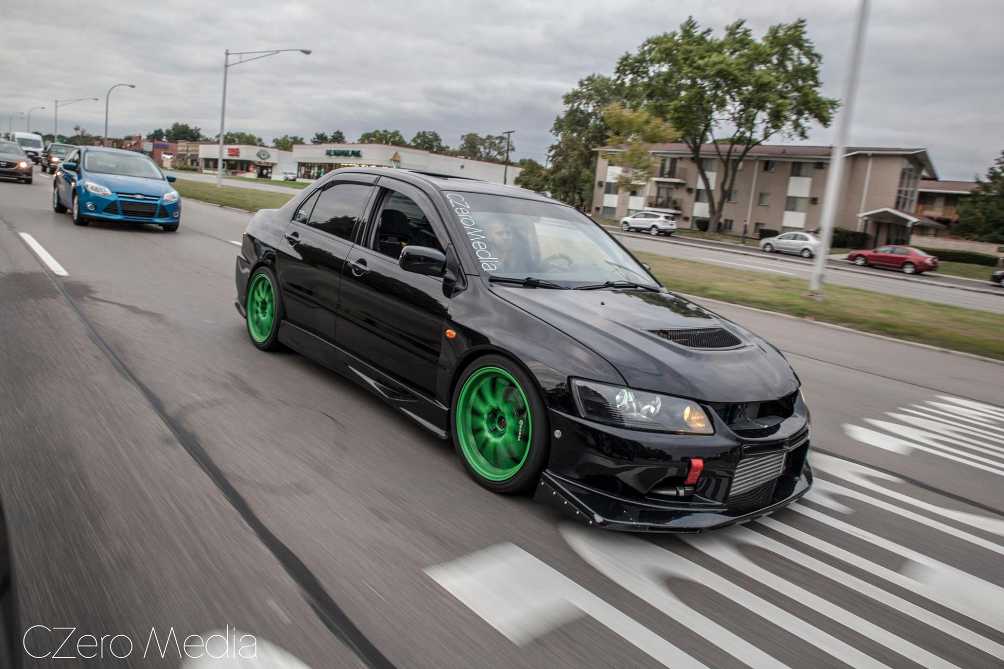 CZeroMedia – Discounted Evo Parts and Merchandise